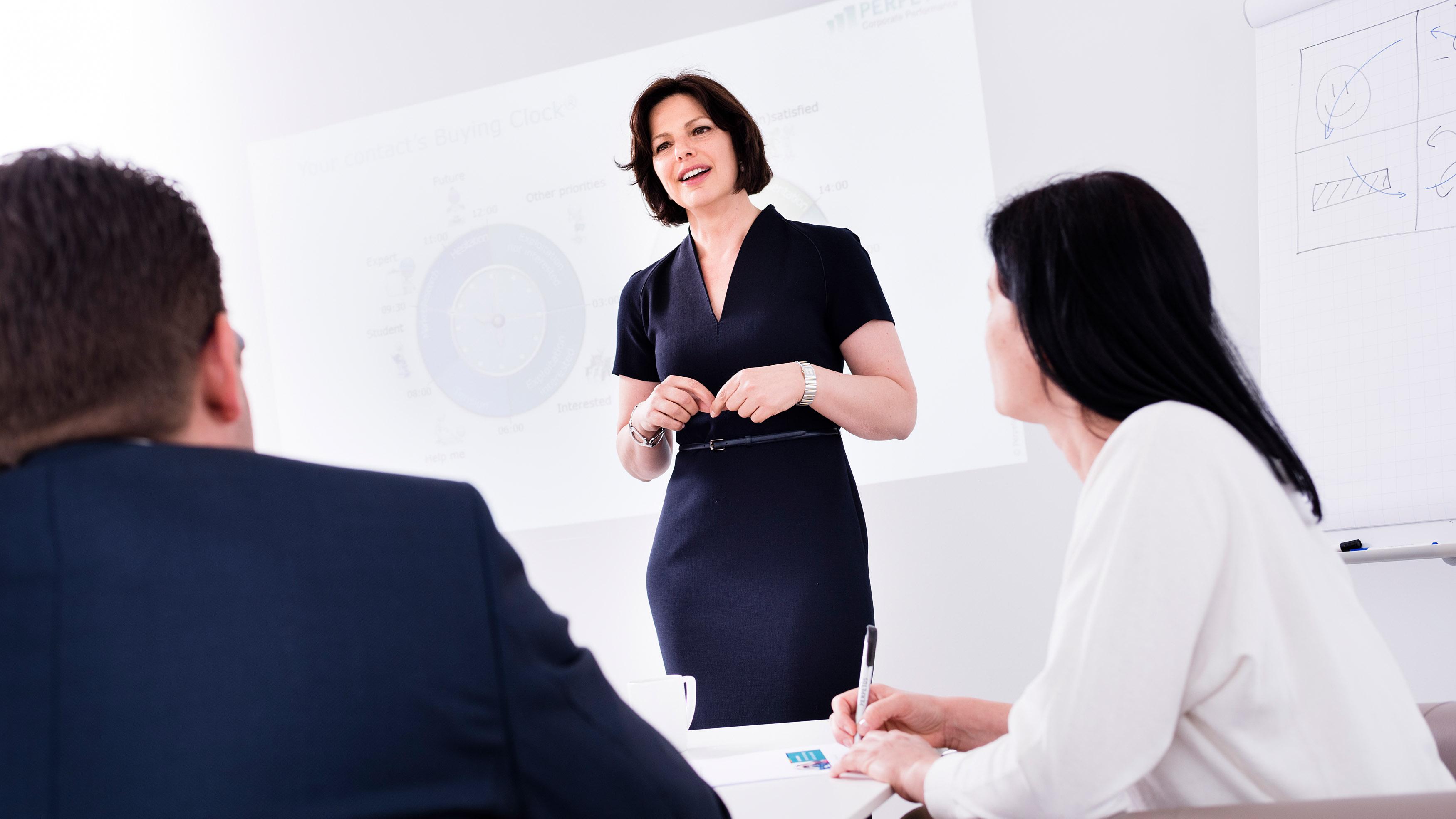 verkoop training