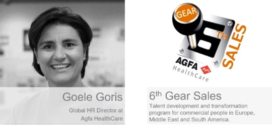 Agfa Healthcare Talent development and transformation program for commercial people in Europe, Middle East and South Africa.